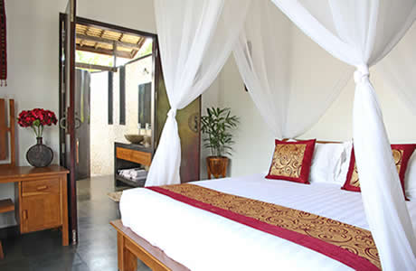 Accommodation Villa Tri Murti